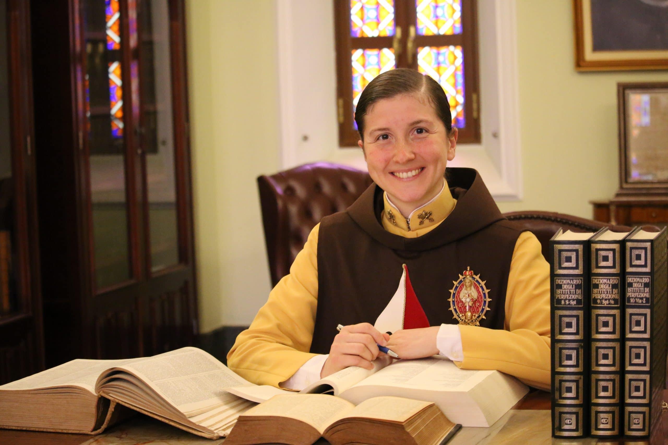 Irmã Mariana de Oliveira, EP