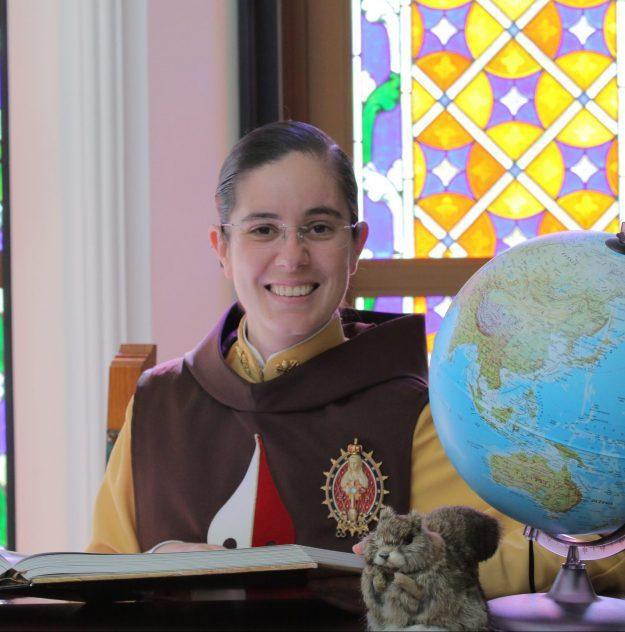 Irmã Mariella Emily Abreu Antunes