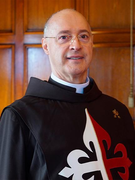 Pe. Marcos Faes de Araújo